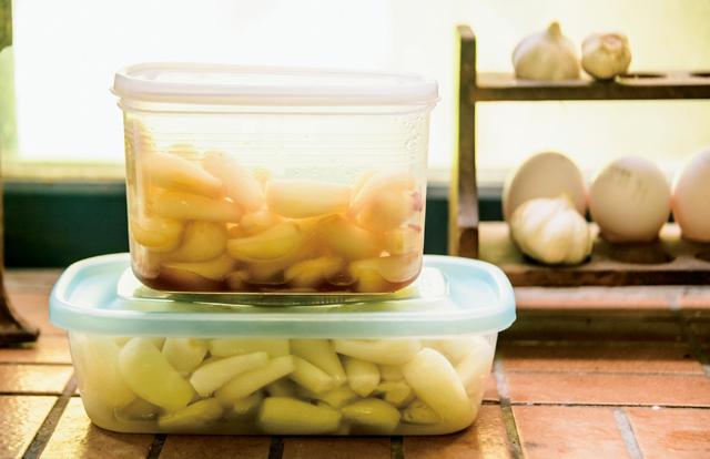 山椒、らっきょう、みょうが...人気ガーデナーが作る「初夏の恵みの常備菜」/水谷昭美さんの暮らしの晴れ間