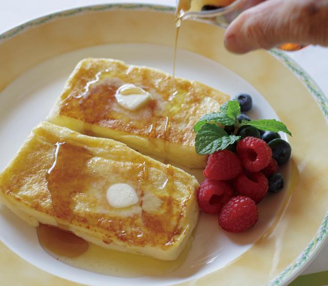 冷やしていただくのも美味! 毎朝食べたい世界一のフレンチトースト/ふたりのごはん(4)