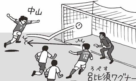 初ゴールはゴン中山!サッカーW杯、悲願の初出場/1998(平成10)【平成ピックアップ】