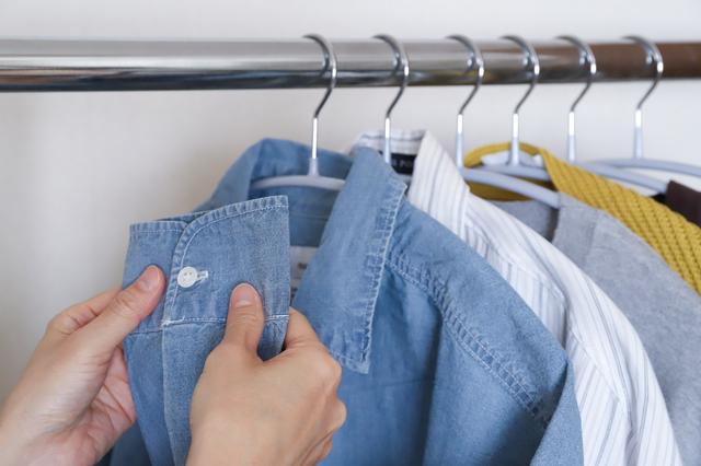 「洋服の賞味期限」は決まってますか? クローゼットの片づけ方/ハンカチは5枚あればいい