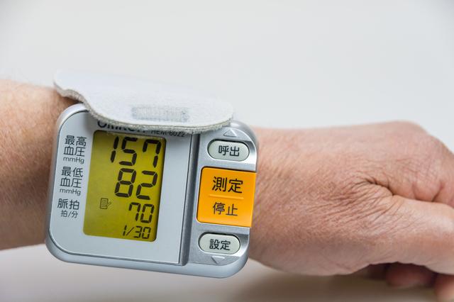 医師がいなくても血管音をキャッチ! 家庭用血圧計/すごい技術