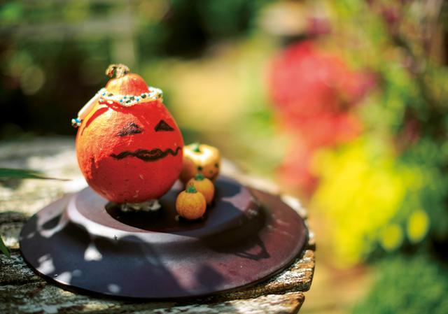 人気ガーデナーの暮らしを拝見。庭の恵みを楽しむ「秋の食卓」/水谷昭美さんの暮らしの晴れ間