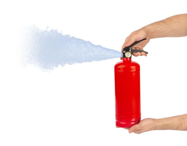 どんな火だってマルチに「窒息」! ABC消火器/すごい技術