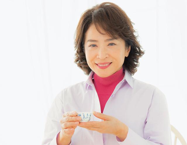 格別な香りで気持ちほぐれる!女優・中田喜子が教える「台湾茶の魅力」