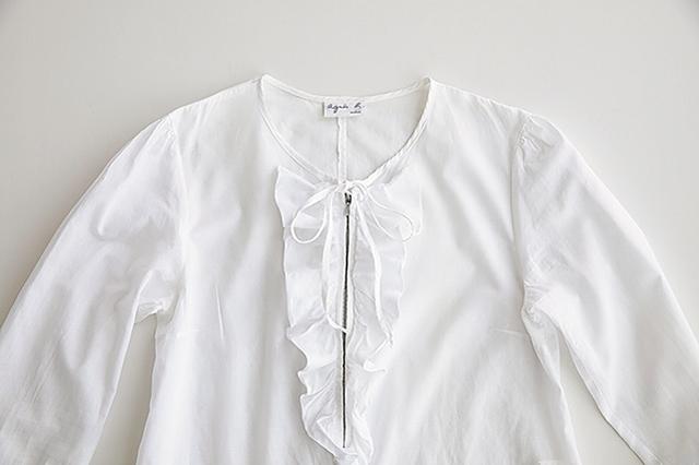 白いブラウスも変色なし! 洗濯王子が伝授するプロの衣替え/衣替え