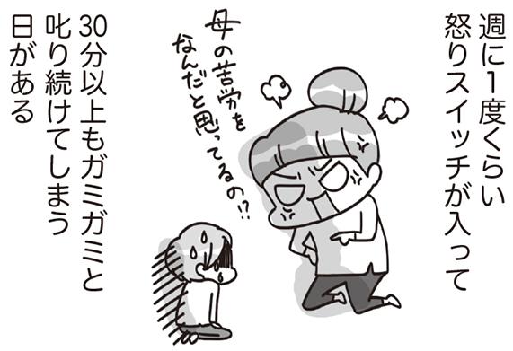 子どもと笑って過ごすって、こんなに難しい?/子どもを叱りつける親は失格ですか?(2)