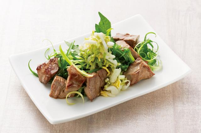 炙り焼きや肉団子で♪ 魚や肉と相性抜群で栄養豊富な「酢白菜」を使ったボリューム満点レシピ