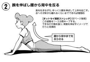 腰痛持ちがこうなると危険かも...上体反らしでチェック/酒井式 腰痛解消ストレッチ(2)