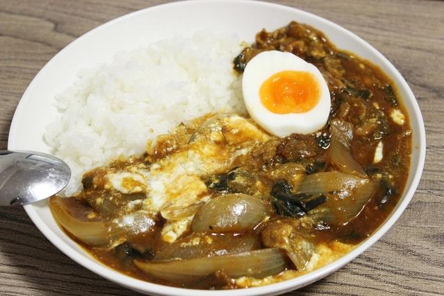 豚肉とほうれん草のヨーグルトカレー_画像.JPG