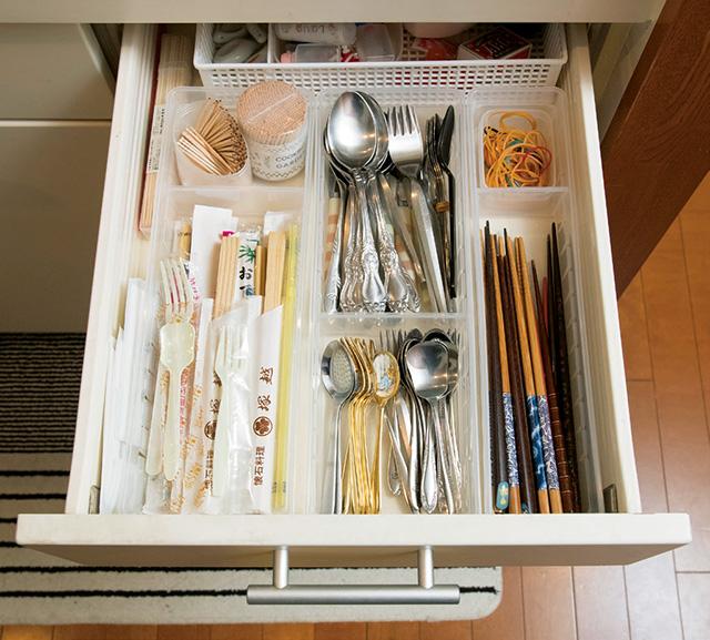 使い勝手も印象も劇的に変化! 捨てずに片付く「すっきりキッチン」の収納法【まとめ】