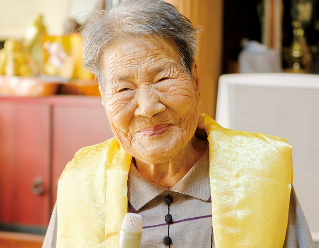 101歳、世界最高齢の女子アナ・はるのちゃん「100歳で初仕事。デビューするかどうかは自分で決めました」