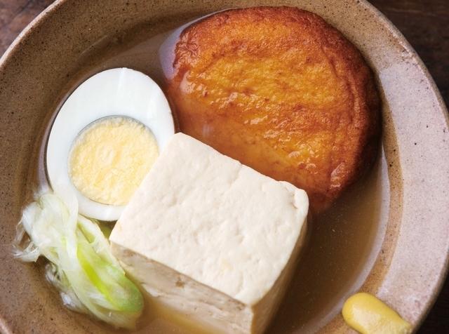 スープ作家のおつまみレシピ♪ 家飲みのおともにぴったり「お豆腐おでん」