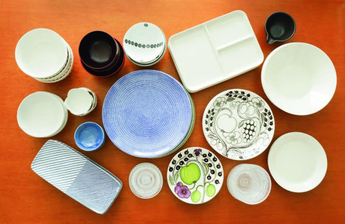 「割れても買い直したいものを」人気ブロガーが教えたい食器棚が片づく食器選びのマイルール