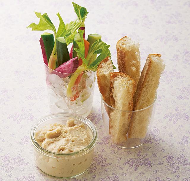 うま味と風味が最高!パンや野菜が引き立つ「酒かすディップ」のススメ