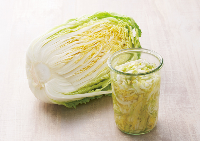 風邪や高血圧を予防・改善! 冬を乗り切る「酢白菜」基本のレシピ