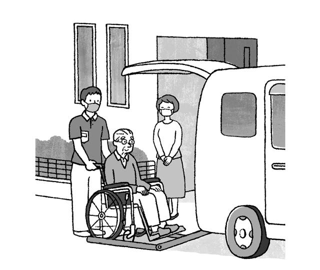 「利用控え」には注意が必要です。コロナ禍での介護で「気を付けたいこと」