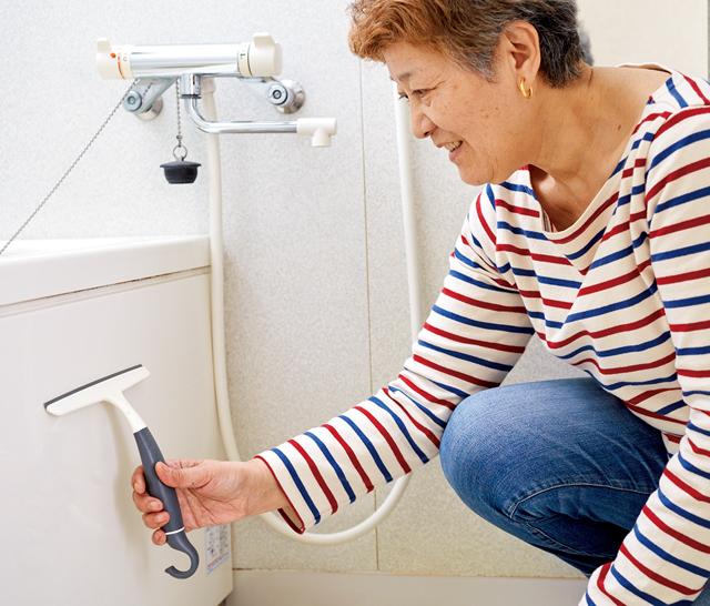 水あか&カビはこうやって撃退!「お風呂」の3ステップ掃除術/自然派洗剤の掃除術(4)