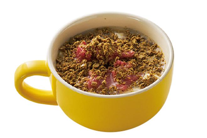 マグカップで1人分カレーが作れる⁉ 時短で簡単、洗い物も少ないマグカップクッキング