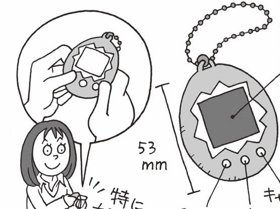 女子中高生が発信源!「デジタル携帯ペット」大ブーム/1996(平成8)【平成ピックアップ】