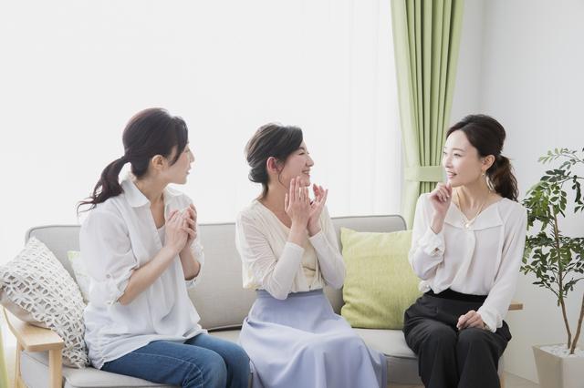会話がうまくなる3つのコツ「否定禁止・笑顔でうなずく・プラストーク」