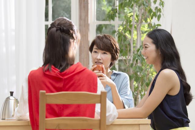 しんどいママ友グループを上手に卒業できる!? 禅僧の「和顔愛語」の心得とは