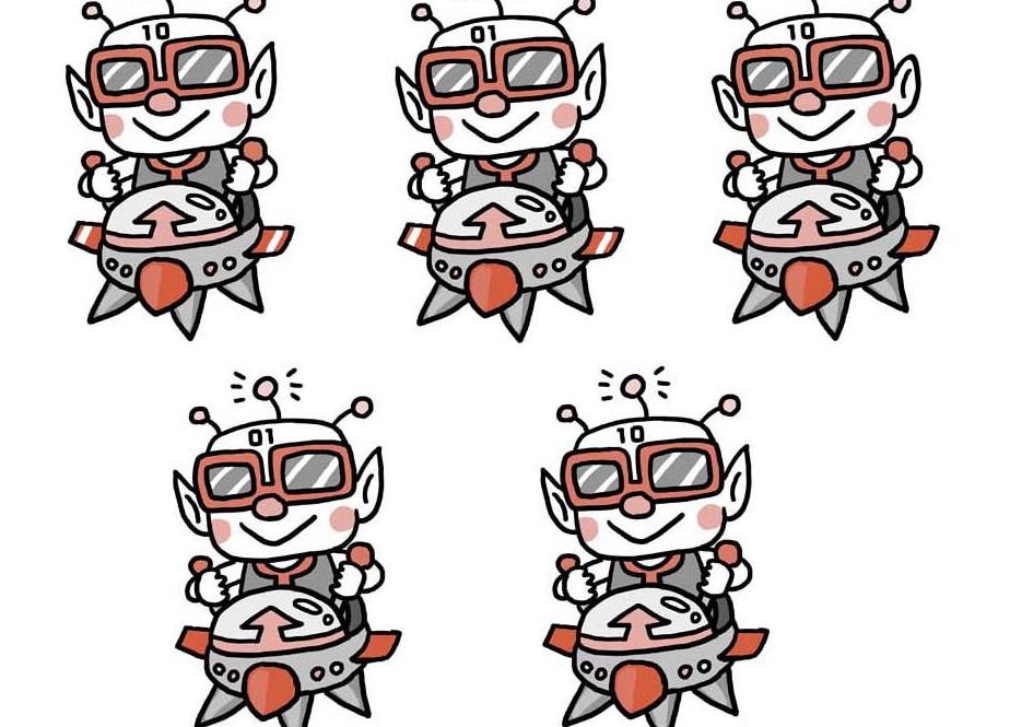後頭葉トレーニング! そっくり並んだ8つの絵から同じものを探して/脳トレ