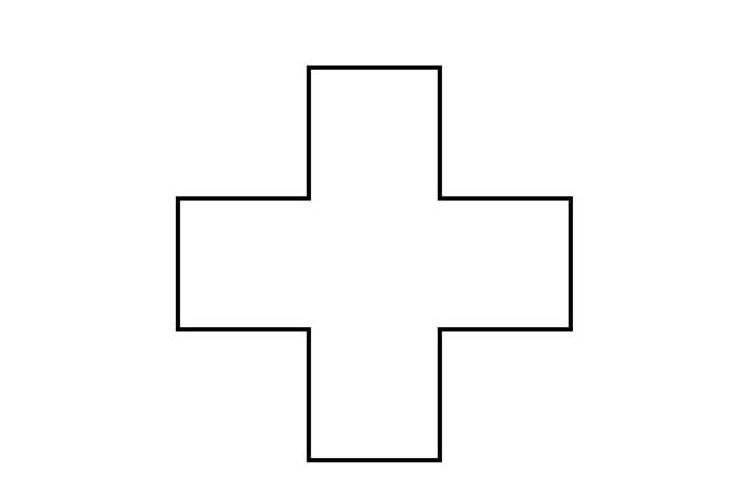 線をなぞって十字を探せ! 視覚機能を鍛えるパズルに挑戦/脳トレ