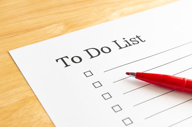 簡単、便利、誰でもできる!時間管理のプロが使う「やることリスト」の形