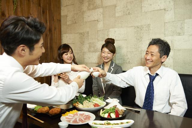 礼と作法が最重要! 職場の飲み会は一種の「祭礼」と考えよう/発達障害の仕事術