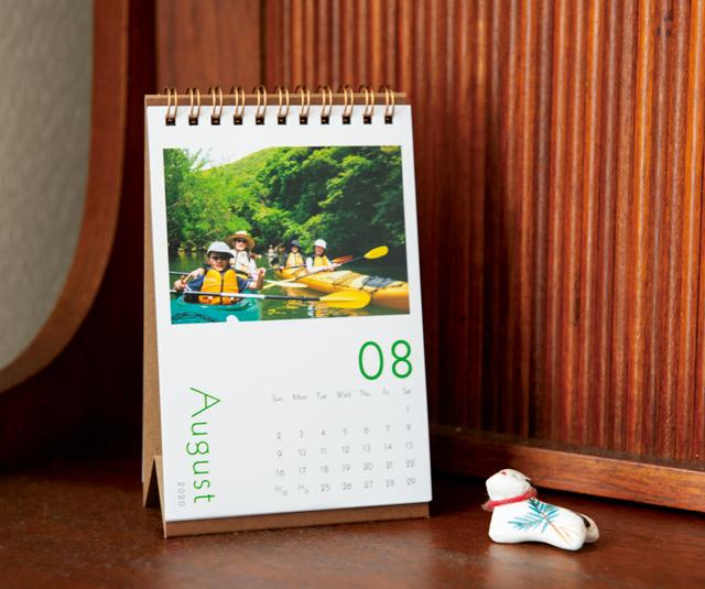 卓上&壁掛け!とっておき写真で「カレンダー作り」のススメ/「思い出写真」の活用術