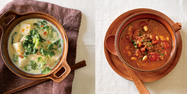 体の衰えが気になる人に...。管理栄養士が教える「筋力アップのたんぱく質スープ」2選