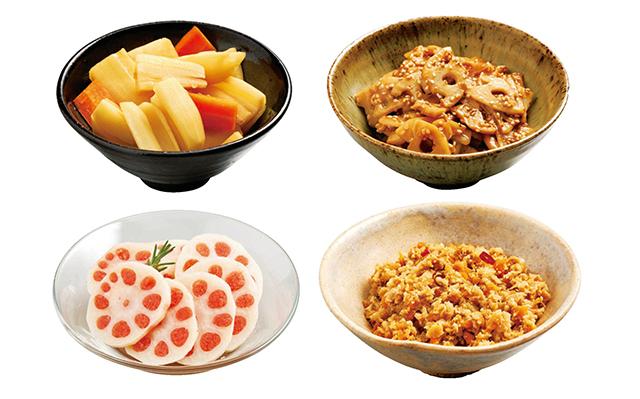 常備菜から汁物まで。冬の体を守る「れんこん」レシピの大特集♪【まとめ】