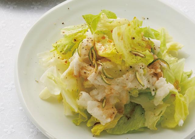 野菜たっぷり♪ まろやか梅酢を使った「減塩サラダ」レシピ