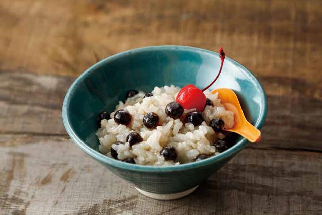 炊飯器で簡単お米スイーツ!「タピオカココナッツミルク」&「おはぎ」レシピ