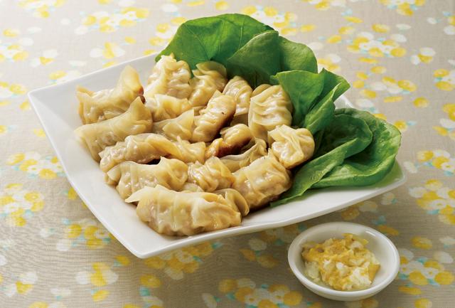 具&タレに玉ねぎをダブルで活用!健康効果抜群「酢玉ねぎ餃子」レシピ