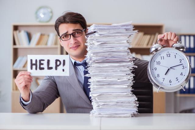 なぜ「たまった仕事」に苦しめられているのか?/仕事の渋滞は「心理学」で解決できる(1)