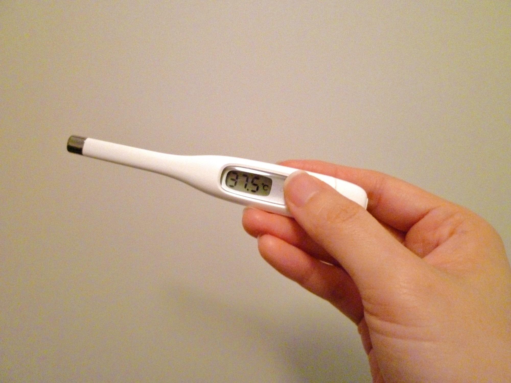 電子体温計は10分後の体温を予測している!/身のまわりのモノの技術(11)【連載】