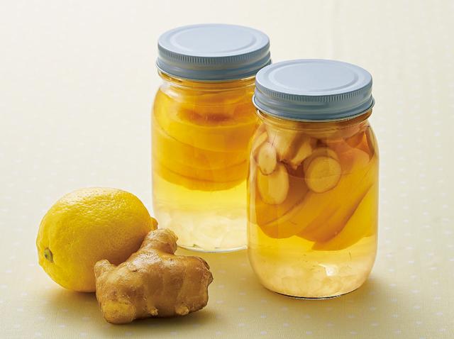 動脈硬化や高血圧予防に! 電子レンジで簡単「しょうがレモン酢」レシピ/しょうがの保存食レシピ(8)