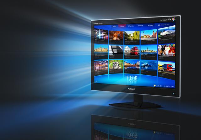 液晶テレビの画面では、液晶がねじれたり戻ったりしている/すごい技術