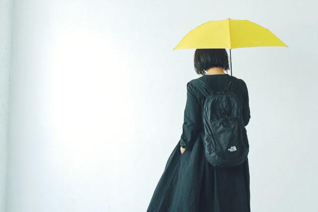 この時期、かばんに1本。かさばらなくて軽い「マッキントッシュ フィロソフィー」の折りたたみ傘