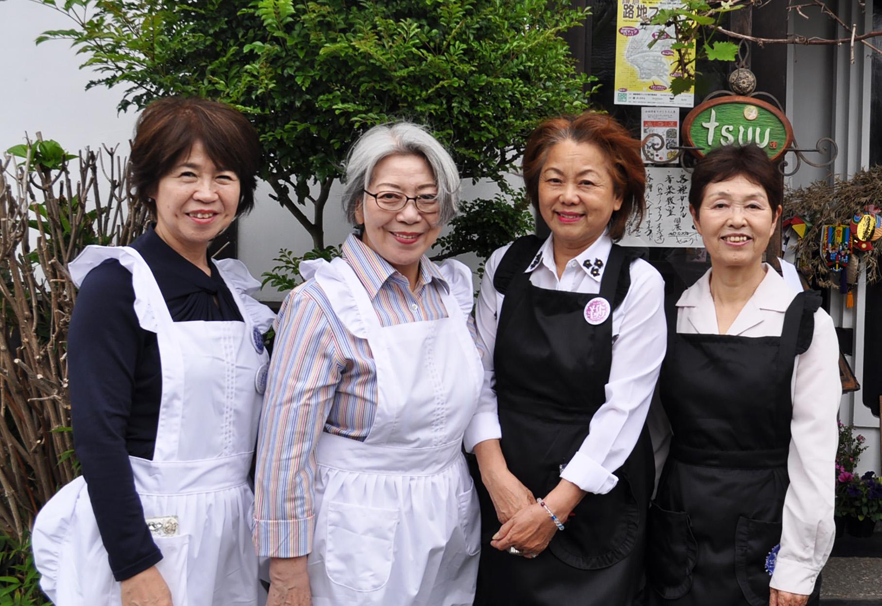 圧倒的な居心地のよさ!平均年齢70歳の「メイド喫茶」訪問記