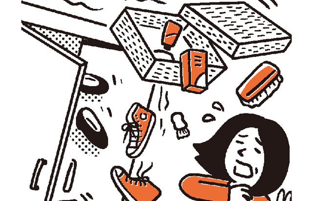 100円で揃える「家の中の防災」。クローゼットの扉に「S字フック」の意外な活用方法!