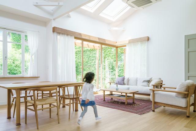 【理想の間取り】「リビング」は家族団らんと移動するスペース。広さと動線の確保が第一条件
