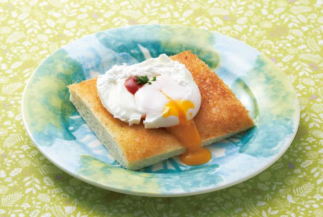 とろ~りポーチドエッグも♪ 村上祥子さんにお聞きした「カンタン!卵料理」3選