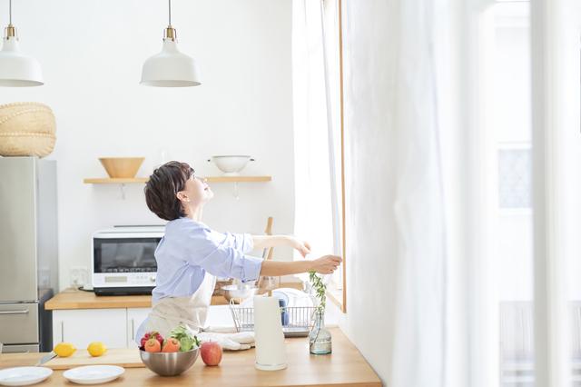 【理想の間取り】家族の健康を支える「キッチン」は太陽光が差す場所に