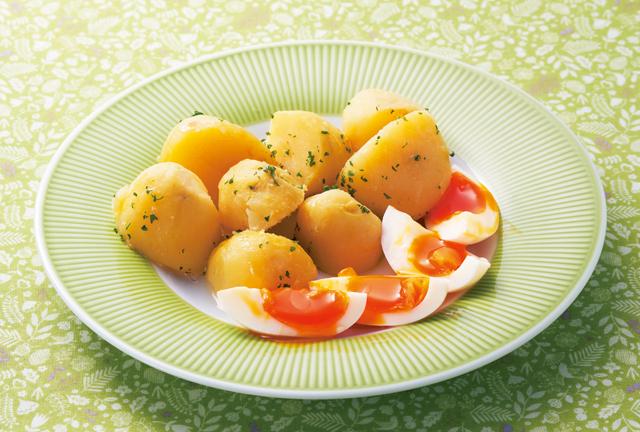 ひと手間かけた「とろ~り半熟卵」が主役です♪「塩卵」レシピ2選