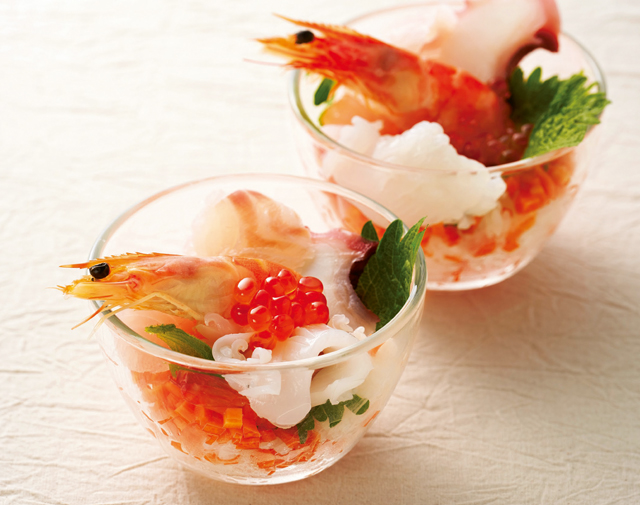 寿司酢いらず! 桃の節句は「酢にんじん」を使った彩り豊かな「健康お寿司」