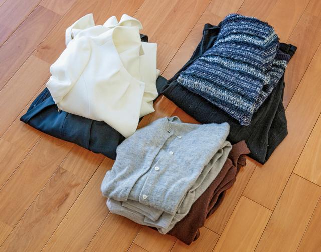 冬服をしまうタイミングで見直して!「衣類の収納」4つのテクニック