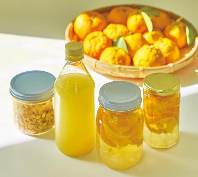 7つの健康効果! 驚くほどのビタミンCを持つ「ゆず」の保存食特集【まとめ】
