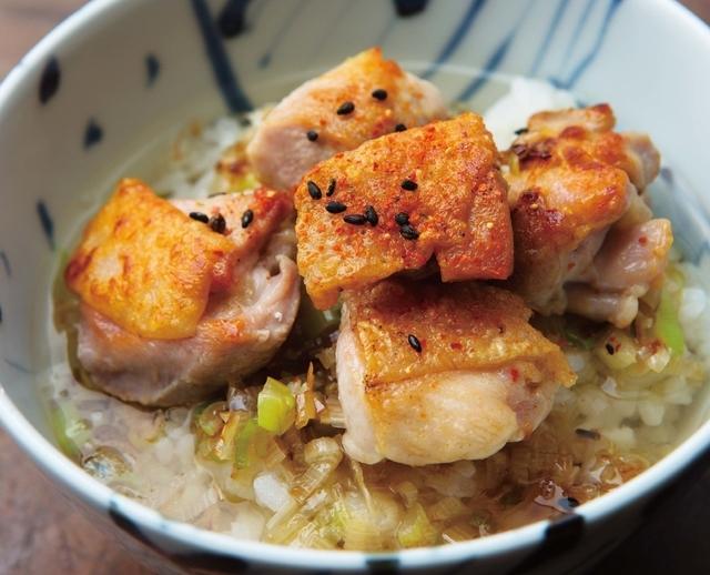 木曜の夜はラクチンごはんスープはいかが?ヒトサラで完結する「ねぎ塩茶漬け」レシピ